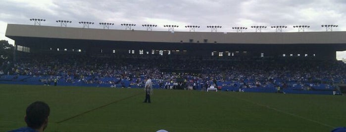 Belmore Sports Ground is one of Soccer.