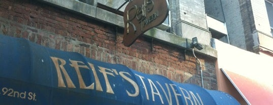 Reif's Tavern is one of 50 Best Dive Bars.