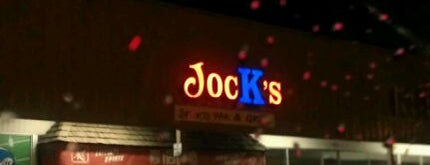 Jocks is one of Bars in Louisville to watch NFL SUNDAY TICKET™.