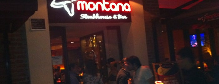 Montana Steakhouse & Bar is one of Patio Bellavista.