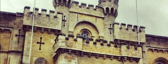 Oxford Castle Unlocked is one of Inspired locations of learning.