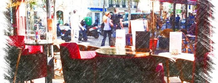 Le Paris-Halles is one of Wifi Cafés.