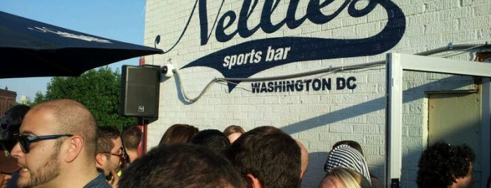 Nellie's Sports Bar is one of DC Nights..