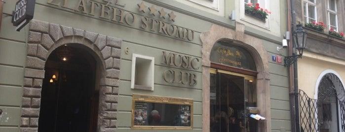 Hotel U Zlaté Studně is one of 36 hours in... Prague.