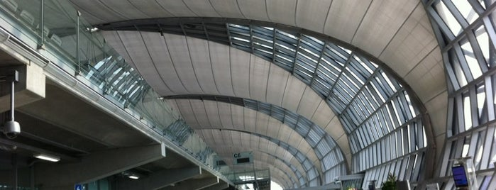 Gate C4 is one of TH-Airport-BKK-1.