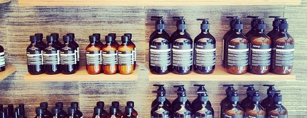 Aēsop is one of Shops to visit | New York.