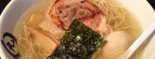塩そば専門店 桑ばら is one of らめーん(Ramen).
