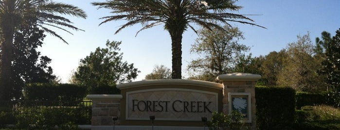 Forest Creek is one of Neal Communities.