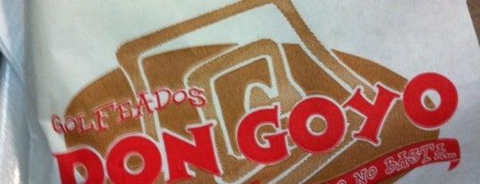 Golfeados Don Goyo is one of Restaurantes Venezuela.