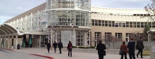 Salt Palace Convention Center is one of UT - (Salt Lake City / Park City / Layton).