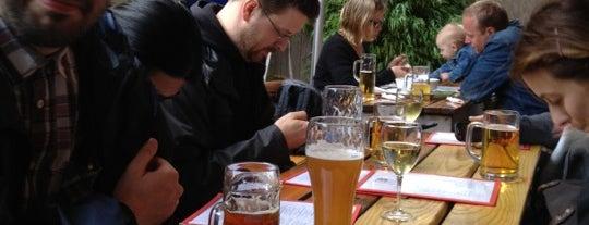 Loreley Restaurant & Biergarten is one of Beer Gardens-To-Do List.