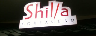 Shilla Korean BBQ is one of Seattle.