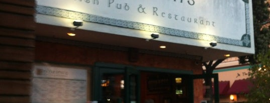 O'Brien's Irish Pub & Restaurant is one of Favorite Nightlife Spots.