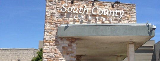 South County Center is one of Black Friday 2011.