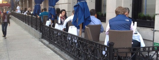 Blue Water Grill is one of Tribeca Film Festival #TFF2012.