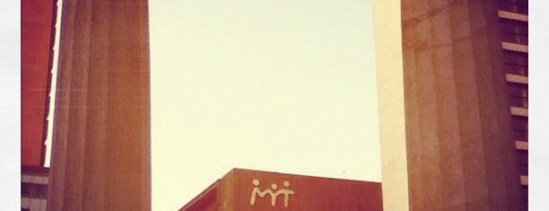 Museo Memoria y Tolerancia is one of Ciudad de México, Mexico City on #4sqCities.