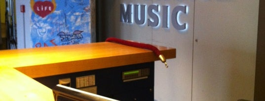 Universal Music is one of I Love Berlin!.