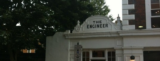 The Engineer is one of BMAG's Pubs.
