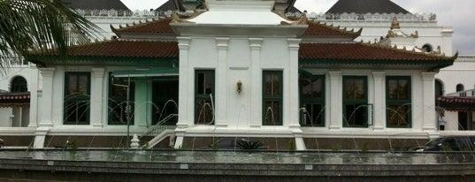 Masjid Agung Palembang is one of Best places in Palembang, Indonesia.