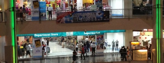 Metro Market! Market! Department Store is one of Malls.