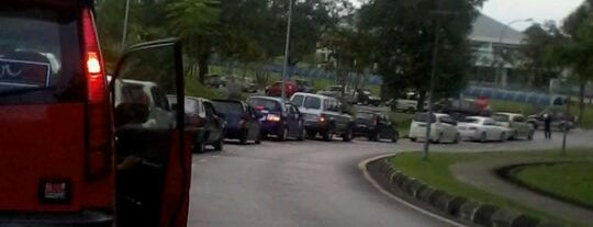 Universiti Teknologi MARA (UiTM) is one of Weekly Pit-Stop.