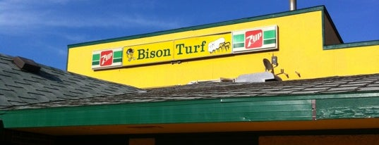 The Bison Turf is one of Favorite Places in Fargo.