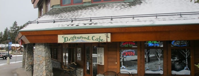 Driftwood Cafe is one of Must-visit Food in South Lake Tahoe.
