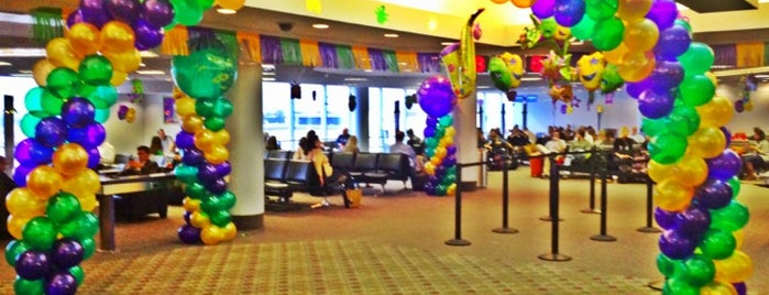 Dallas Love Field (DAL) is one of I Love Airports!.