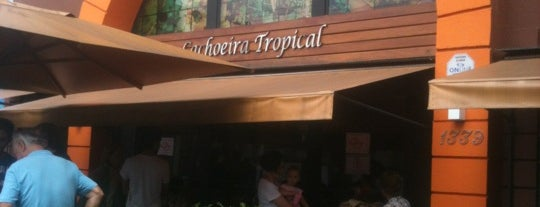 Cachoeira Tropical is one of Restaurantes.