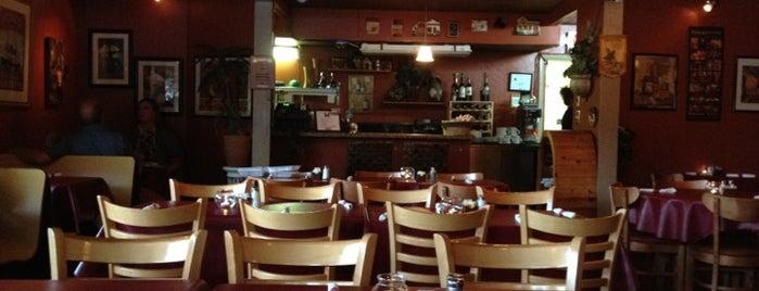 Oakwood Cafe is one of Raleigh Favorites.