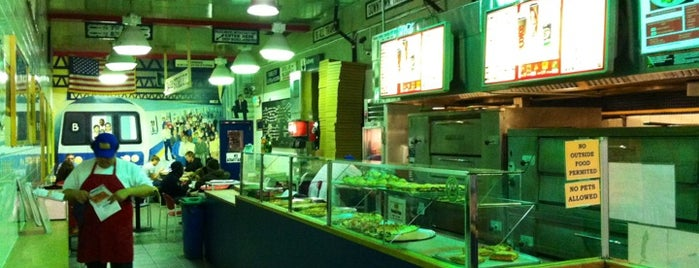 Lamonica's New York Pizza is one of Los Angeles.