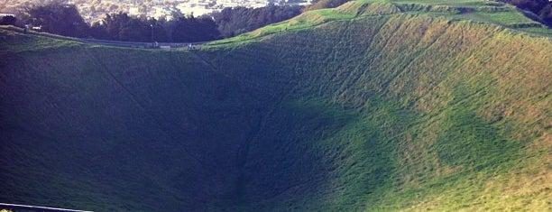 Mount Eden - Maungawhau is one of New Zealand.