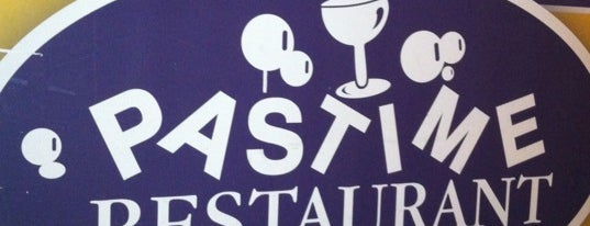 Pastime Restaurant is one of Baton Rouge Places to Eat.