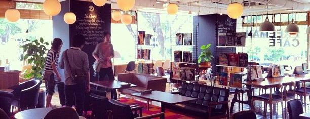 FREEMAN CAFE is one of 渋谷周辺おすすめなお店.
