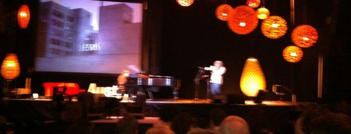 Austin Music Hall is one of SXSW Austin 2012.