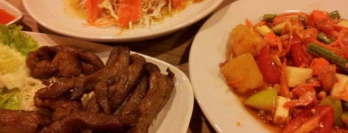แสนแซ่บ is one of Favorite Food.