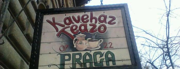 Prága Kávéház és Teázó is one of Best places in Budapesten..