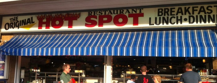 Hot Spot Restaurant & Pizzeria is one of Favorite Food.