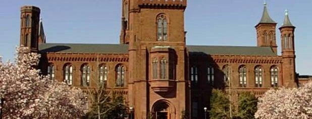 Smithsonian Institution Libraries is one of Gary's List.