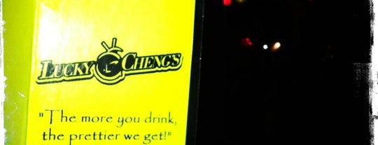 Lucky Cheng's is one of my todos - Bars.