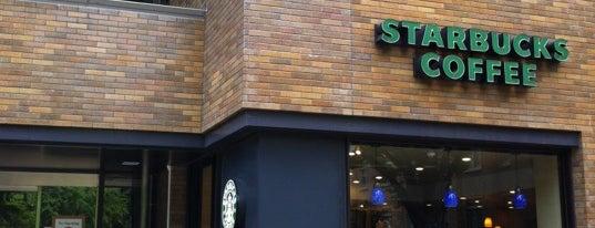 Starbucks Coffee 東京大学工学部店 is one of Starbucks Coffee (東京23区:千代田・中央・港以外).