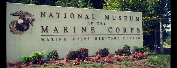 MCB Quantico is one of 2 do list # 2.