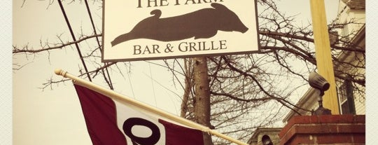The Farm Bar & Grille is one of Places to go.