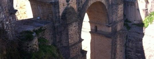 Puente Nuevo de Ronda is one of 101 cosas en la Costa del Sol antes de morir.