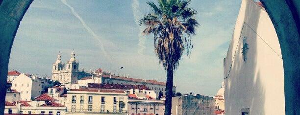 Miradouro de Santa Luzia is one of Favorite Places Around the World.