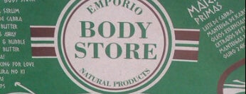 The Body Shop is one of Shopping Uberaba.