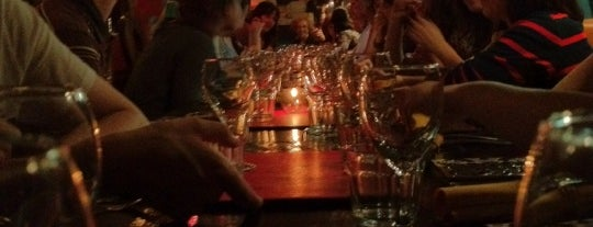 De Olivas i Lustres is one of Los mejores bares de tapas en Buenos Aires.