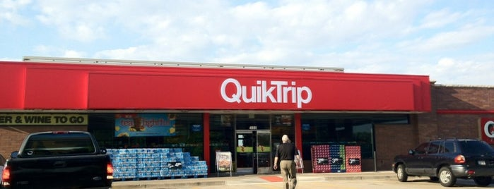 QuikTrip is one of M-TH-18.