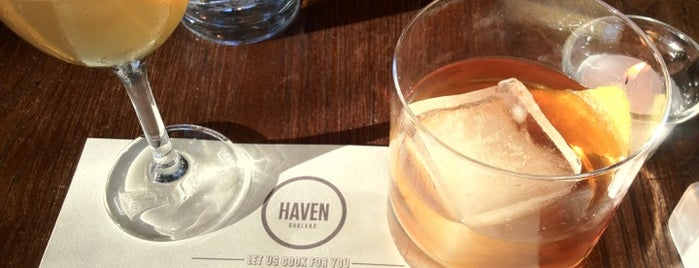 Haven is one of Bay Area Awesomeness.