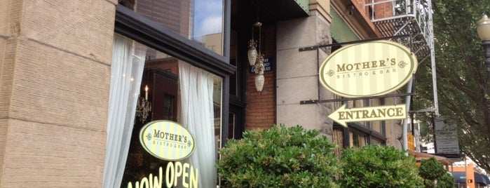 Mother's Bistro & Bar is one of The 15 Best Places for Soup in Portland.